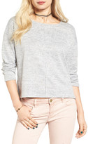 Cotton Emporium Seam Front Sweater