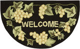 Nourison Grapes Utility Wedge Rug