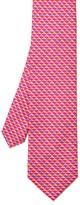 J.Mclaughlin Italian Silk Tie in Dolphin