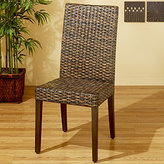 Fiona Woven Side Chair Set of 2