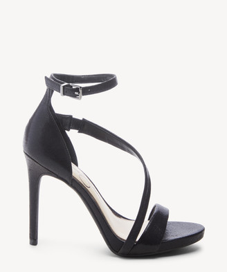 Jessica Simpson Women's Rayli2 In Color: Black Shine Shoes Size 5 Leather From Sole Society