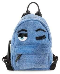 Chiara Ferragni Flirt Mini Backpack
