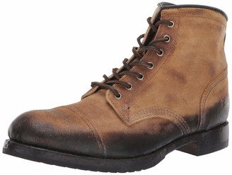 Frye Men's Logan Cap Toe Boot