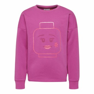 Lego Wear Girl's Lwsimone Sweatshirt