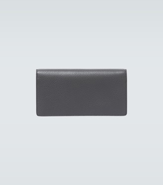 Maison Margiela Long bifold leather wallet