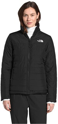 The North Face Mossbud Insulated Reversible Jacket (Fig/Bittersweet Brown) Women's Coat