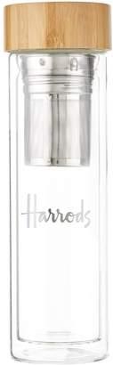 Harrods Tea Infuser Bottle