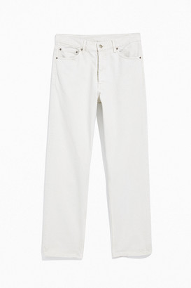 Dr. Denim Dash Washed Pinfire Straight Jean