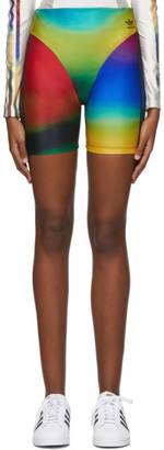 adidas Multicolor Paolina Russo Edition Biker Shorts