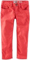 Osh Kosh Woven Pants (Toddler/Kid) - Pink-4