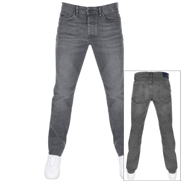 dedc5f52e028e Boss Casual BOSS Casual Taber Tapered Fit Jeans Grey