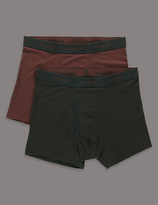Autograph 2 Pack Modal Blend Stretch Supima® Trunks