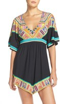 Trina Turk Women's Nepal Cover-Up Tunic