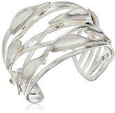 """Robert Lee Morris Femme Petal"""" Sculptural Cut-Out Cuff Bracelet"""