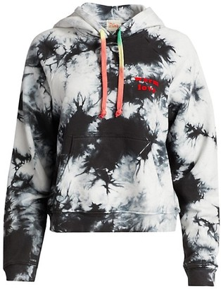 Warm Fun Tie-Dye Off-Duty Hoodie