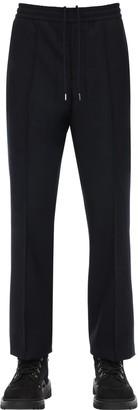 MONCLER GENIUS Wool Blend Sport Pants