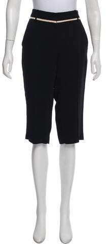 No.21 No. 21 High-Rise Tailored Shorts w/ Tags