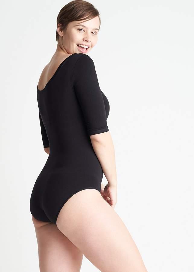 Ballet Shaping Full Back Bodysuit