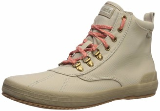 Keds Women's Scout Boot II Matte Twill Ankle Boot