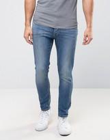 Calvin Klein Jeans Drop Crotch Skinny Jeans