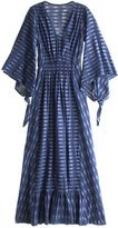Calypso Ikat Caftan Dress