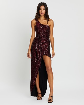 Nookie Palazzo Gown