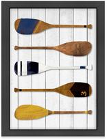 Oars by Samantha Ranlet (Framed)