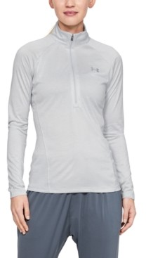 Under Armour Women's Ua Tech Half-Zip Top