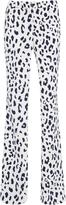 Tibi Cheetah Pants