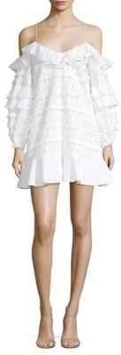 Alexis Calypso Ruffle Dress