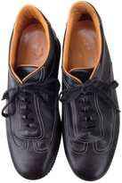 Hermes Low trainers in leather