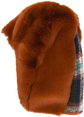 Quetsche Faux-Fur Hat