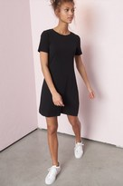 Garage A Line T-Shirt Dress
