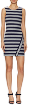 Susana Monaco Lanni Striped Bodycon Dress