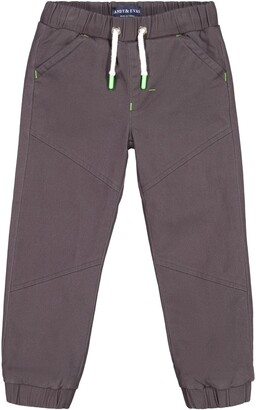 Andy & Evan Stretch Twill Jogger Pants