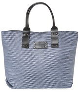 Stephane Verdino Cabas Medium Velour Tote
