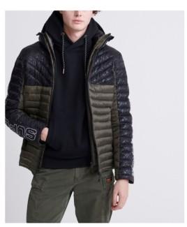 Superdry Men's Color Block Fuji Jacket