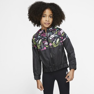 Nike Little Kids' Hooded Full-Zip Jacket