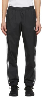 adidas Black 3D Trefoil Track Pants