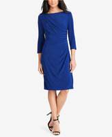 American Living Pleated Jersey Dress