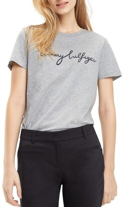 Tommy Hilfiger Heritage Crew Neck Graphic Tee