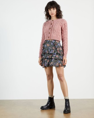 Ted Baker Knitted Wool Cardi