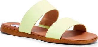 Steve Madden Dual Woven Slide Sandal