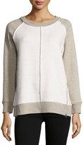 525 America Inside-Out Detail Sweatshirt, Gray