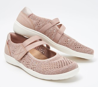 Earth Origins Knit Mary Jane Shoes - Paxton Parson