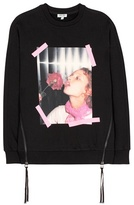 Kenzo Donna Jordan cotton sweatshirt