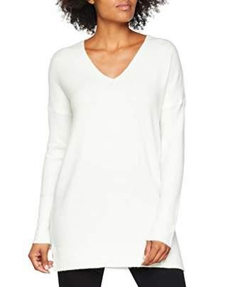 S'Oliver BLACK LABEL Women's 11.809.61.4679 Regular Fit Long Sleeve Jumper,(Manufacturer Size: 38)