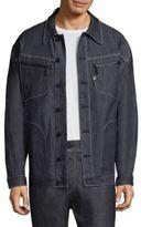 True Religion Urban Stitch Denim Jacket