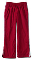 Classic Women's Piped Athletic Pant-Red
