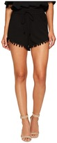 Kensie Luxury Crepe Shorts KS6K1294 Women's Shorts